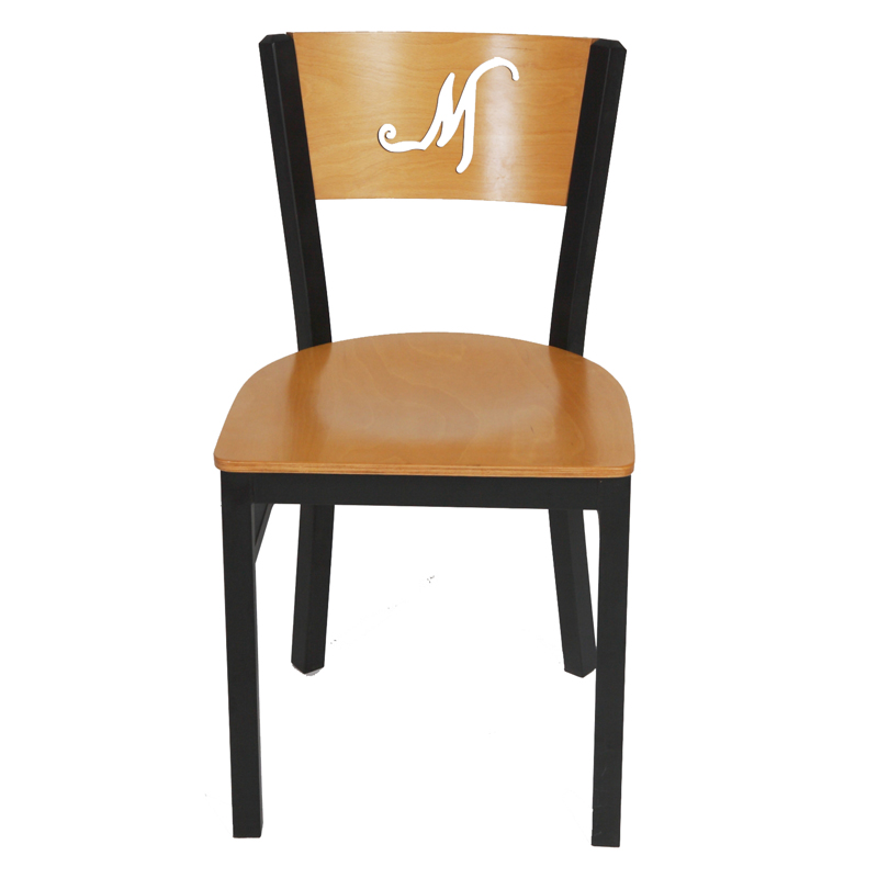 M metal chair restaurant furniture warehouse