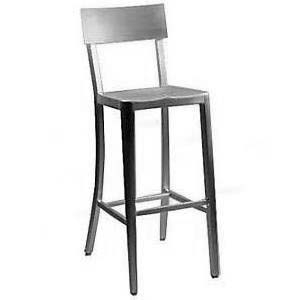 melanie aluminum bar stool