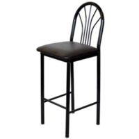 Aluminum Counter Stool For Bar Or Cafe Wholesale Pricing