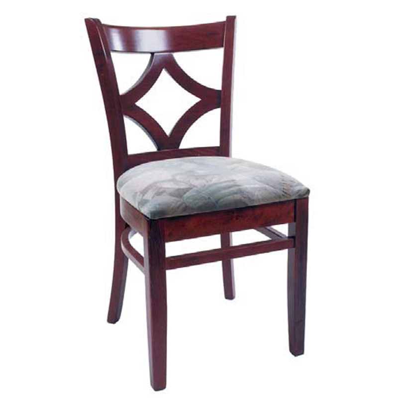 Diamond Dining Wood Chair - Restaurant Furniture Warehouse