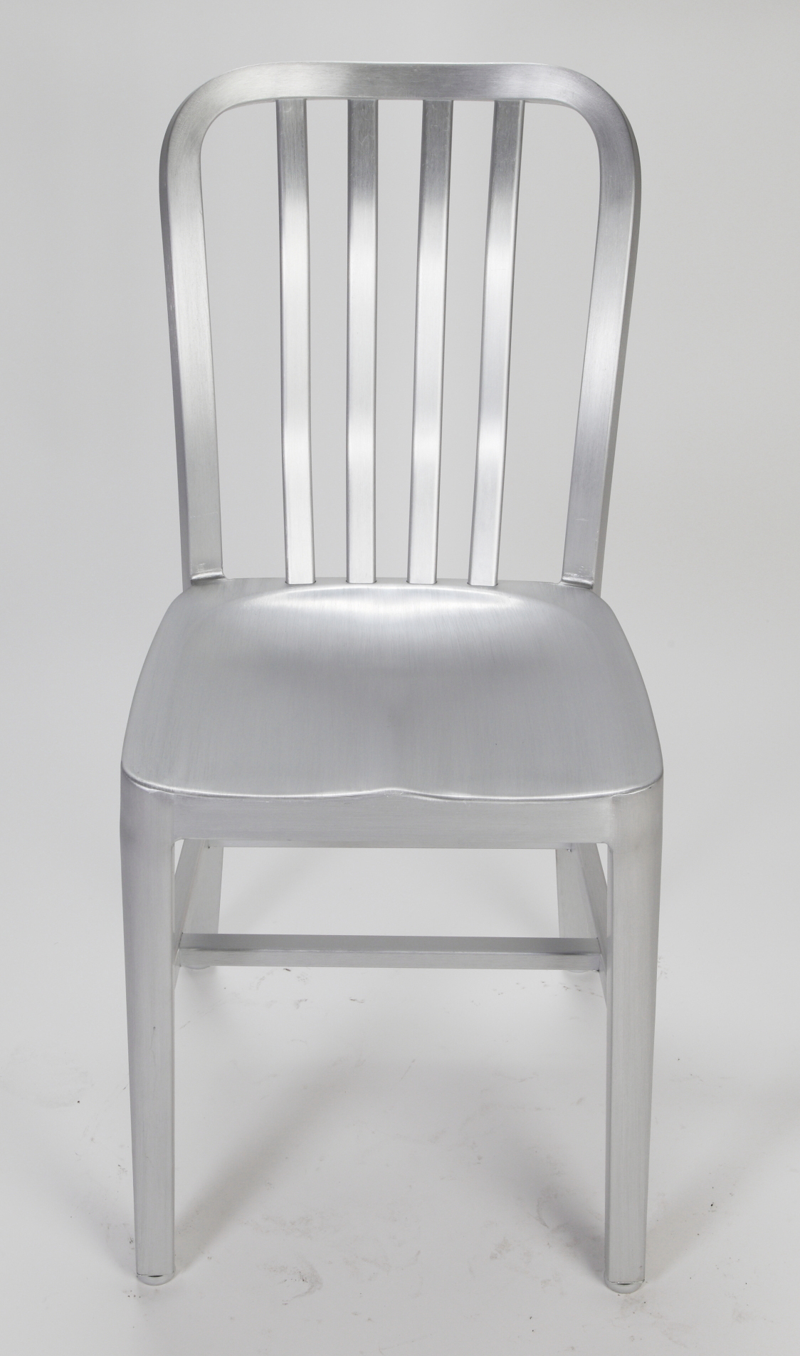 Brushed Aluminum Chairs