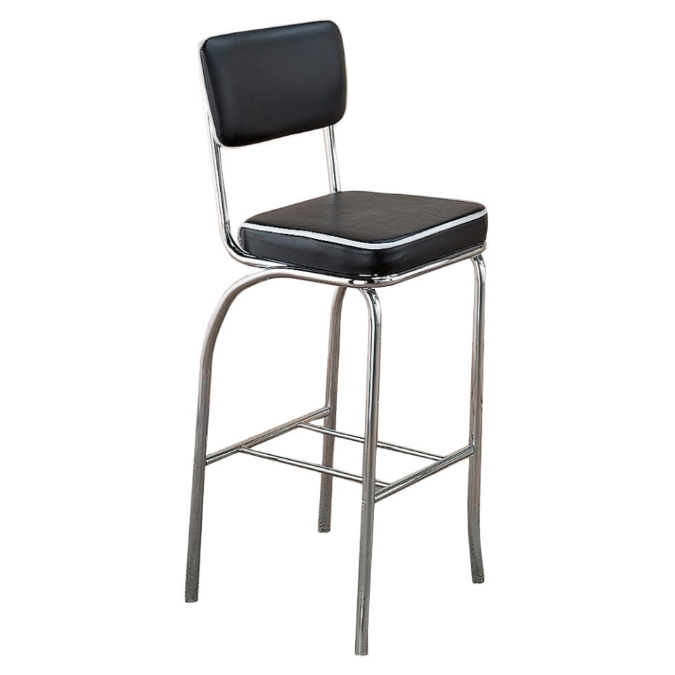 Strange Retro Stool Ocoug Best Dining Table And Chair Ideas Images Ocougorg