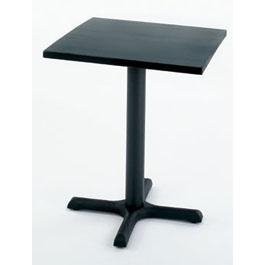 Square Laminated Wood Table (24 x 24)