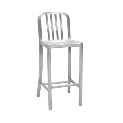 Aluminum Stool For Bar Or Cafe Wholesale Pricing U2013 Restaurant Furniture  Warehouse