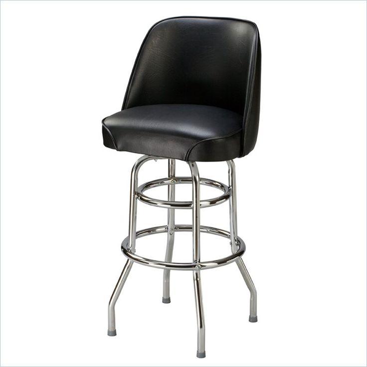 Bucket Seat Bar Stool