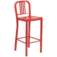 Metal Dining Bar Stool