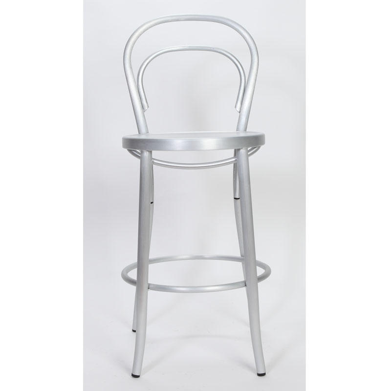 Aluminum Stool For Bar Or Cafe Wholesale Pricing