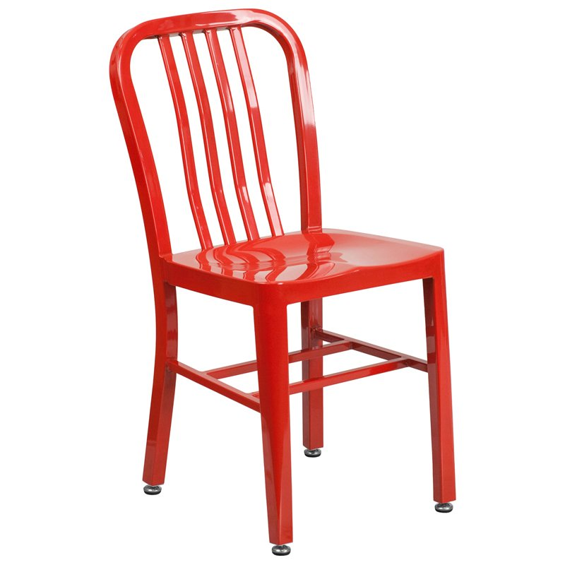 Home Metal Dining Chairs Chair