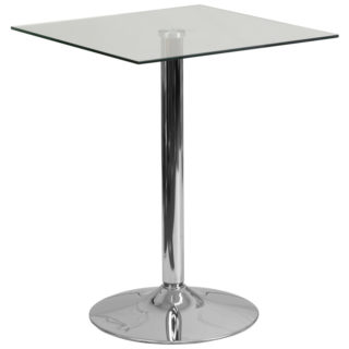 ... Square Glass Cocktail Table