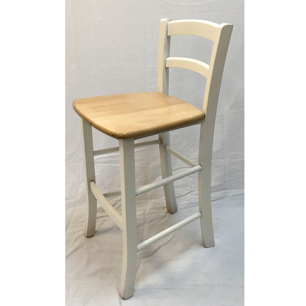 Paysanne Ladderback 24 Counter Stool Restaurant Furniture